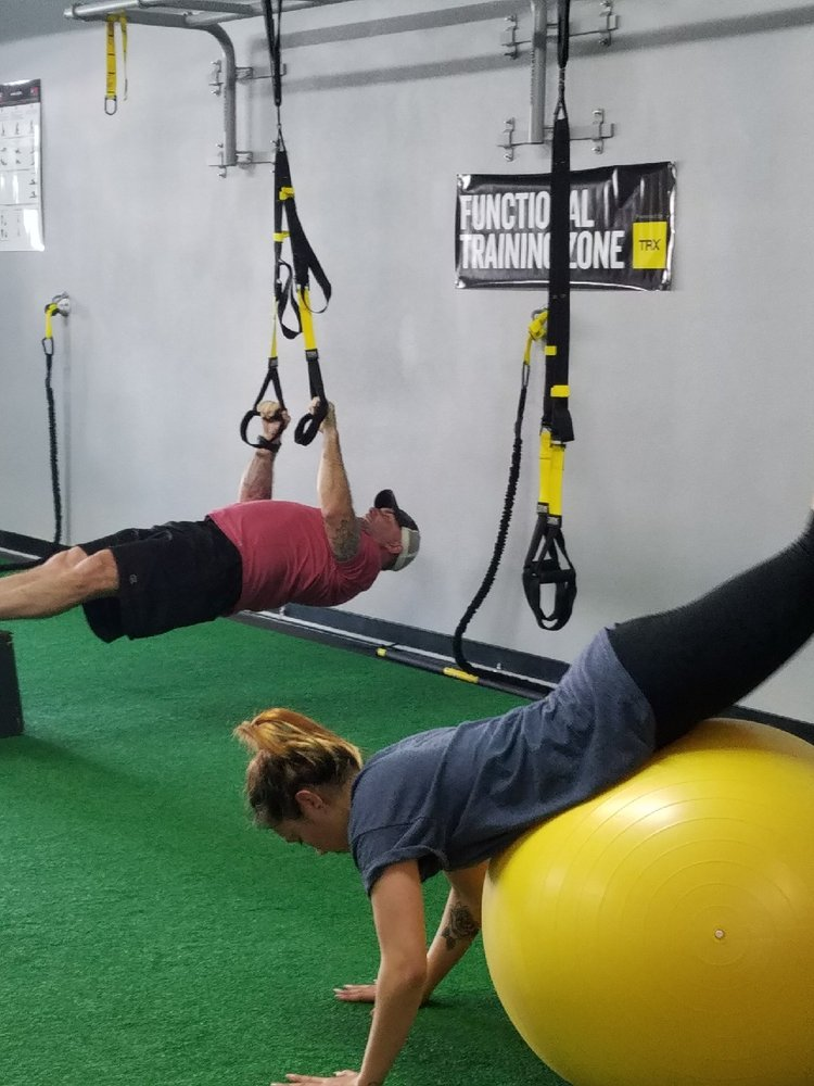 Weight and Fitness Training at TurnPro Sports
