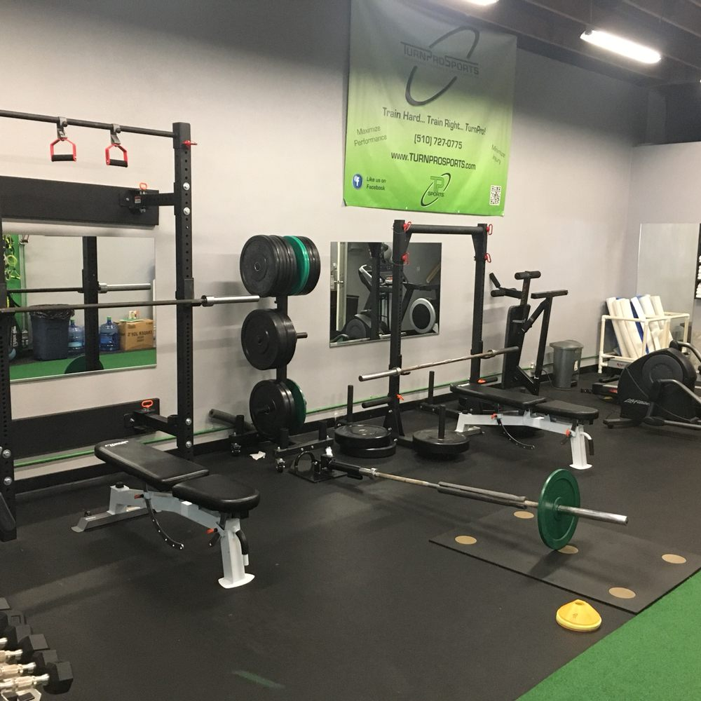 TurnPro Sports Weight Room Gym